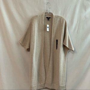 Gap Kimono Style Open Cardigan NWT